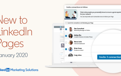 Invite LinkedIn Connections and Increase Your Company Page Followers