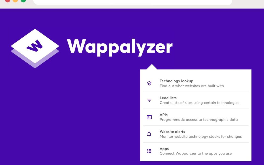 Advanced Targeting for Your Lead Gen Campaigns with Wappalyzer
