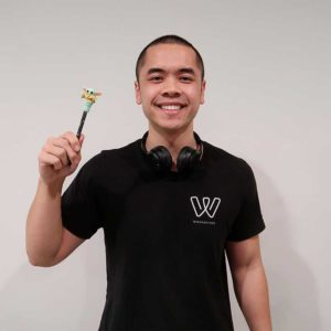 Jonathan Javier from Wonsulting: LinkedIn Tips to Make Your Profile Stand Out 2